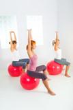 Fototapety Fitness women