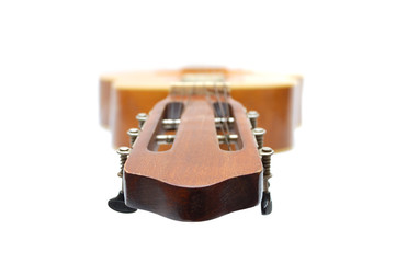 Musical instrument - six strings guitar