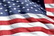 Leinwanddruck Bild - American Flag