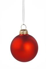 xmas red ball