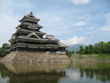 Matsumoto Castle found in Nagano Prefecture of Japan. poster