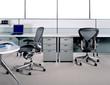 part of modern office interior