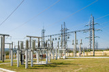 switching substation poster