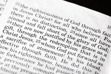 Romans 3:23 - a popular New Testament Passage