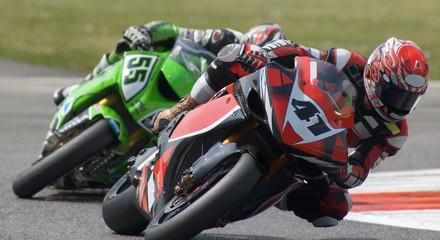 motociclismo, gara superbike