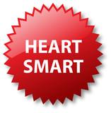 Heart Smart Sticker poster