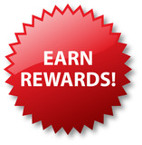 Earn Rewards Sales Sticker poster