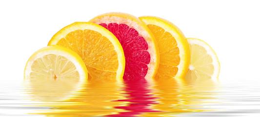 frutta a fette