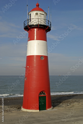 Lighthouse on the North Sea