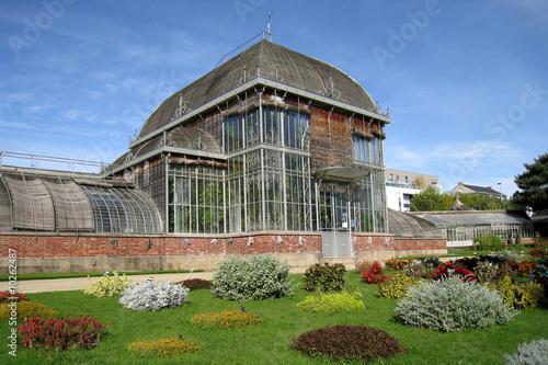 Serre du jardin botanique de nantes de lotharingia photo for Achat jardin nantes
