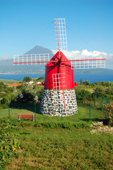 moulin açores