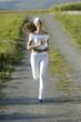 Jogging......
