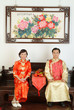 Couple in Trditional Chinese Costumes (6)
