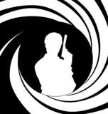 bond wallpaper poster