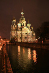 Savior on Spilled Blood, Saint Petersburg, Russia
