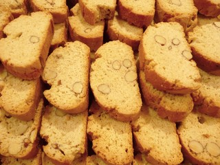 Italian cookies - Cantuccinis biscotti