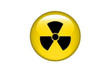Aqua Button Radioaktiv