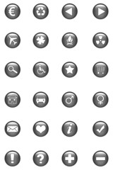 Icons Silber