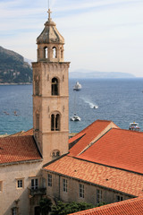 Dubrovnik to the sea
