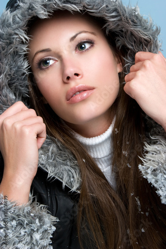 Winter Teenager