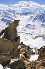 Zailiysky Alatau ridge, Tien-Shan, Kazakhstan (1)