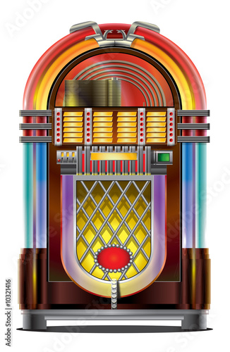 canvas print picture jukebox