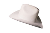 Nice quality cowboy hat, rated triplex beaver felt poster