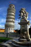 Pisa: i putti e la torre 2 poster