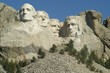 Mount Rushmore National Monument, full view