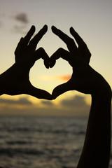 cuore di mani