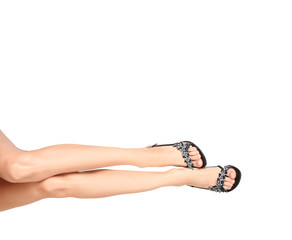 slim sexy legs