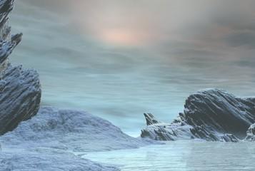 Winter Snowscape - 1
