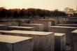Holocaust Mahnmal in Berlin