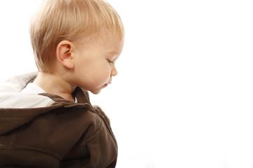 Little boy profile