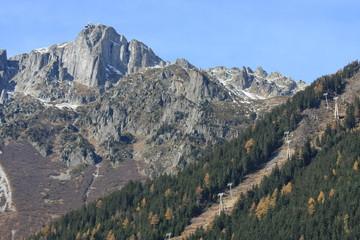 Planpraz et le Brévent, Chamonix
