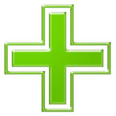 Symbole de la pharmacie