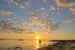 HDRi sea sunset