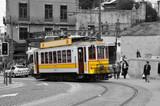 Fototapeta porto - portugalia - Tramwaj