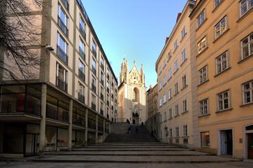 Street style of Viena
