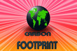 World carbon footprint