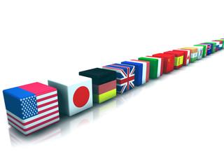 Leaders mondiaux 3D