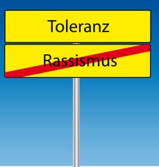 rassismus,toleranz