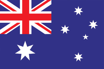 Australia Flag High Resolution