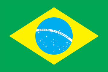 Brazil Flag High Resolution