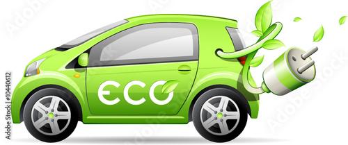 voiture électrique - 10440612