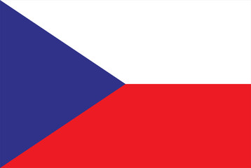 Czech Republic Flag High Resolution