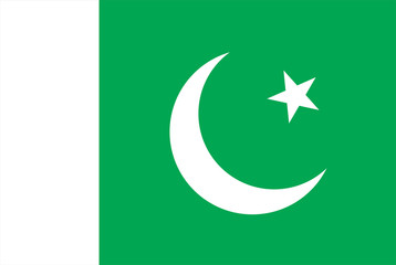 Pakistan Flag High Resolution
