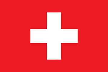 Switzerland Flag High Resolution