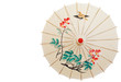 Oriental umbrella isolated - 10444047
