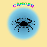 cancer acentuado poster